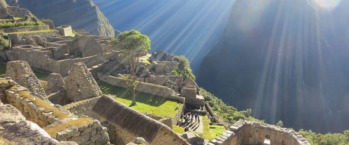 Snyder Elizabeth Santiago Sp13 History Machu Picchu In The Morning